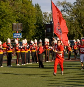 SEMO marching band
